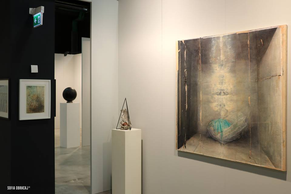 Grandart Modern & Contemporary Fine Art Fair, Fedeico Rui Arte Contemporanea