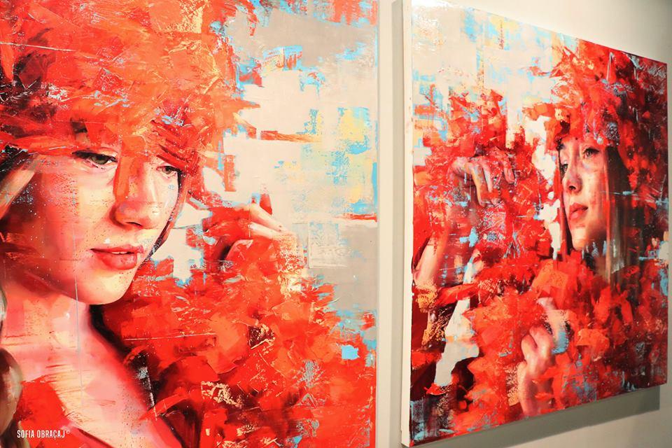 Grandart Modern & Contemporary Fine Art Fair, Silvio Porzionato