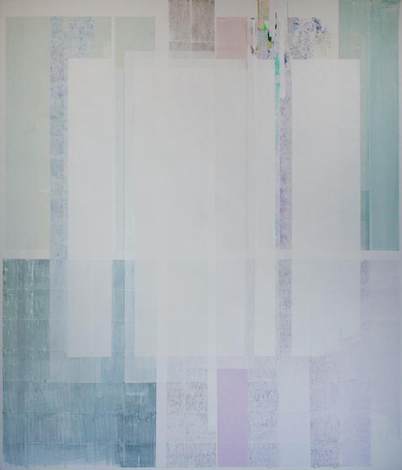 Geometria di 906090. Viviana Valla in mostra presso la galleria Giuseppe Pero