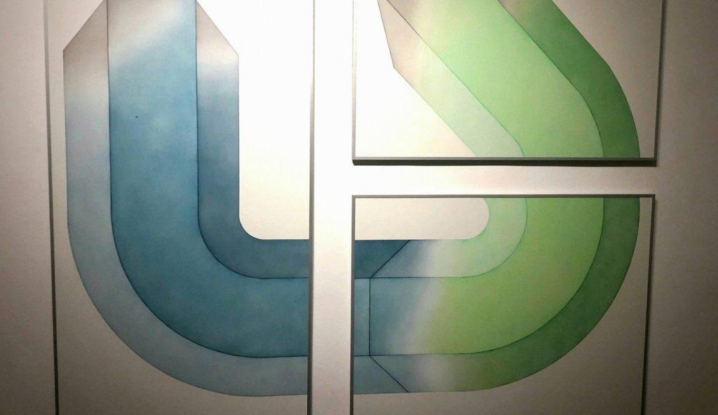 Geometria incongrua di Monica Mazzone. Galleria Giuseppe pero a Milano