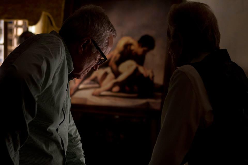 Pittura e cinema. Marco Bellocchio inserisce nel film Sangue del mio Sangue un dipinto di Ferri