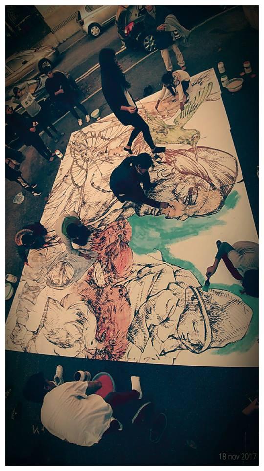 Street Art con Giovanni Manzoni. Laboratorio