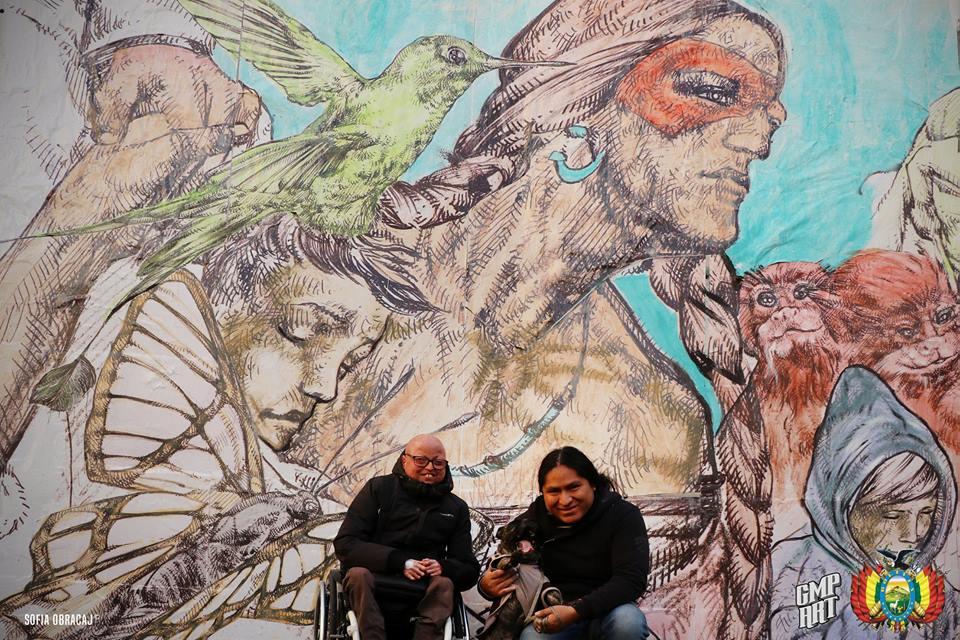 Street Art con Giovanni Manzoni. Colleghi