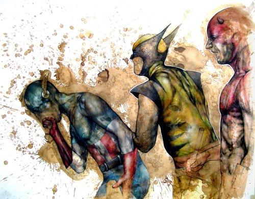 Street Art Bergamo, prima della Coronilla