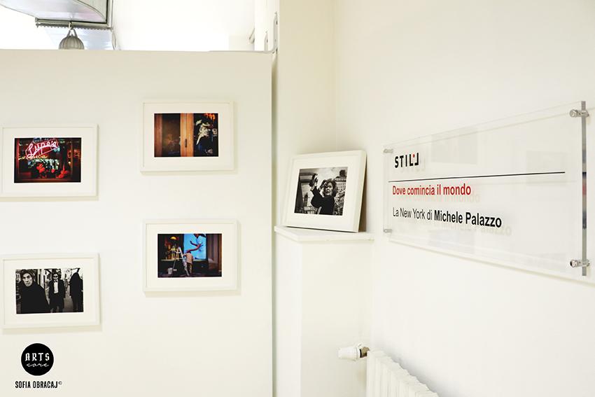 New York vista da Michele Palazzo. In mostra presso Still