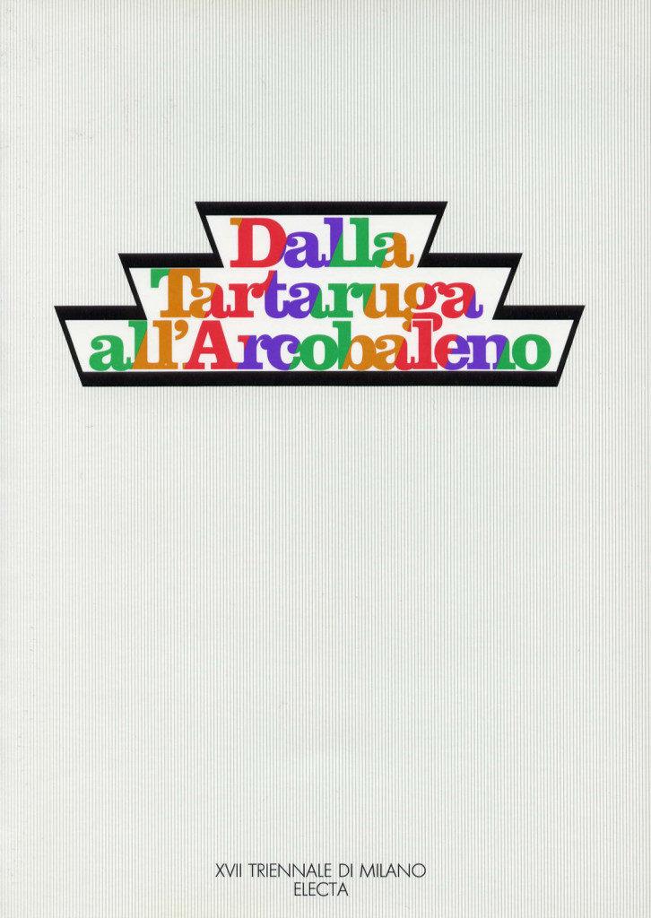 Polimero Arte. Intevista di Artscore a Giorgio Bonafè. Catalogo della mostra in Triennale