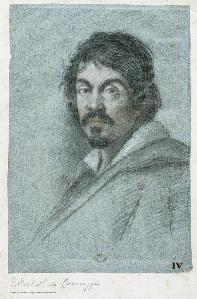 Caravaggio al cinema. Ritratto di Ottavio Leoni