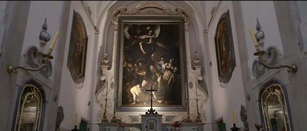 Caravaggio al cinema. Sette opere di Misericordia a Napoli
