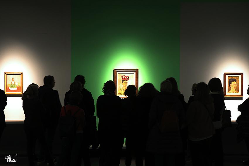 Frida Kahlo in mostra al Mudec, visitatori