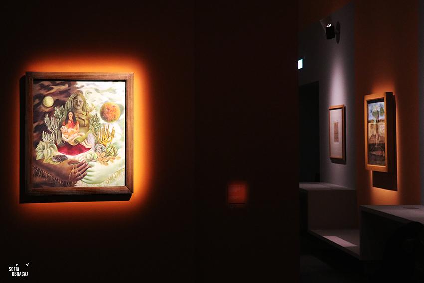 Frida Kahlo in mostra al Mudec, L'abbraccio dell'Universo
