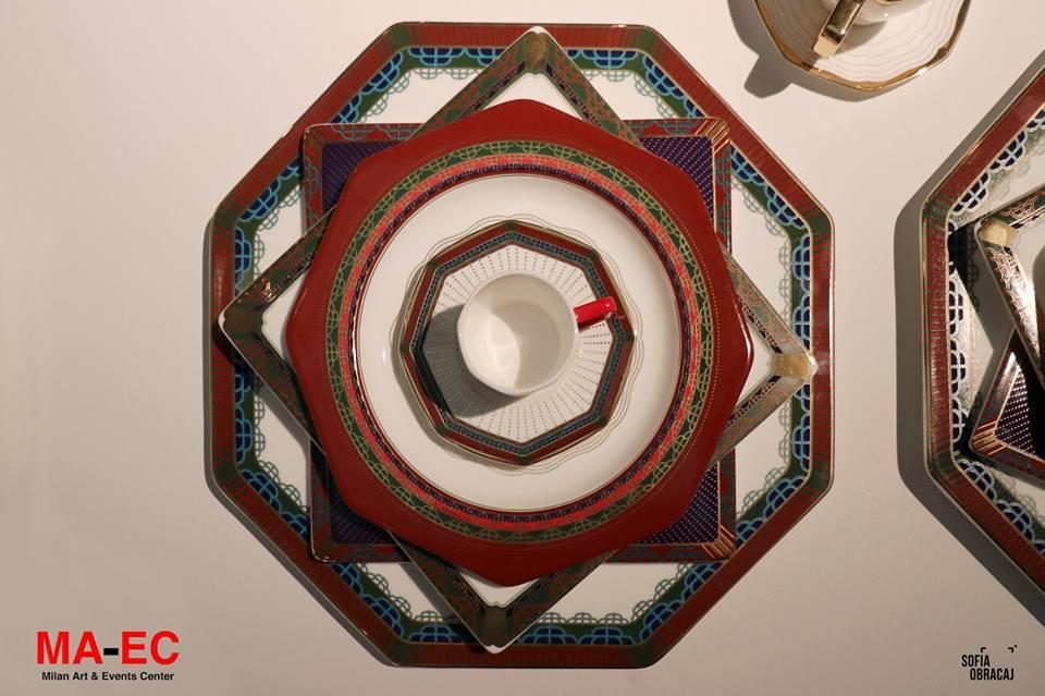 Design dall occhio cinese sul giardino cong ma alla for Giardino triennale