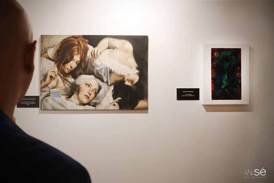 Immagini dall'Esistenza. artisti in mostra nella psico-gallery italiana Anisé