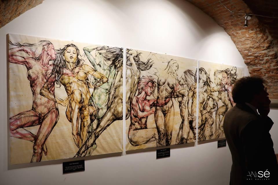 Immagini dall'Esistenza. Giovanni Manzoni nella psico-gallery italiana Anisé