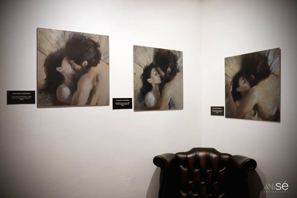 Immagini dall'Esistenza. Capotorto nella psico-gallery italiana Anisé