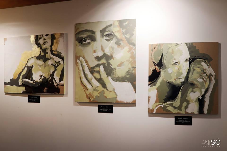 Immagini dall'Esistenza. Tre opere di daniela Mologni nella psico-gallery italiana Anisé