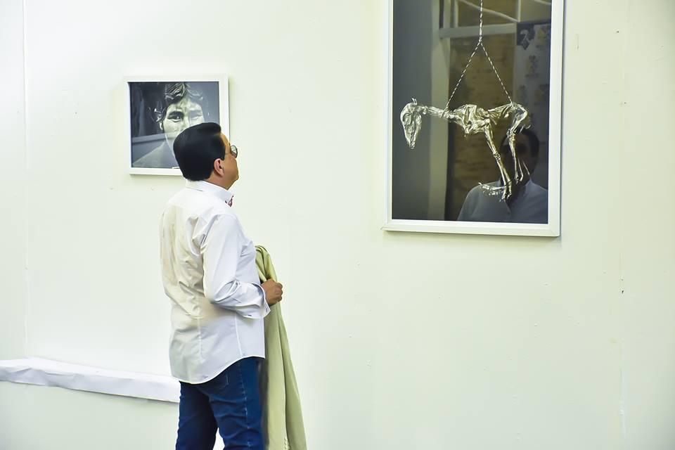 Volti andini e Sullos in mostra