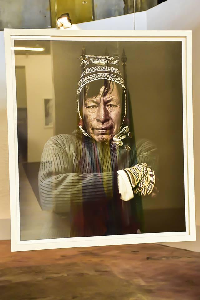 Volti dalle Ande. Ritratto di un indigeno boliviano
