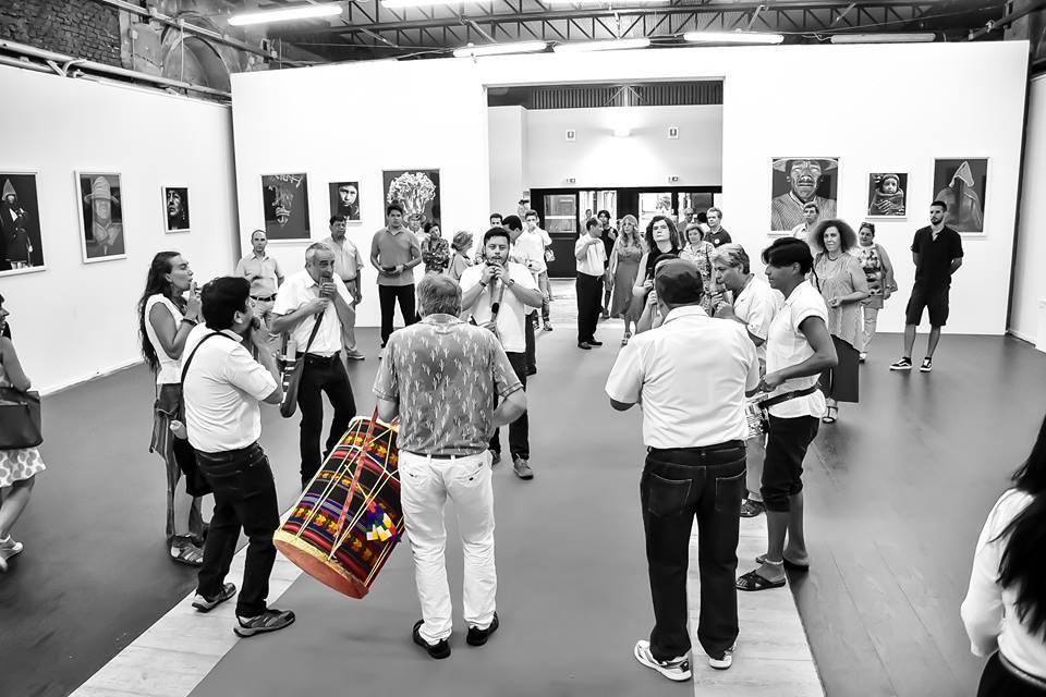 Volti dalle Ande e musica tradizionale boliviana