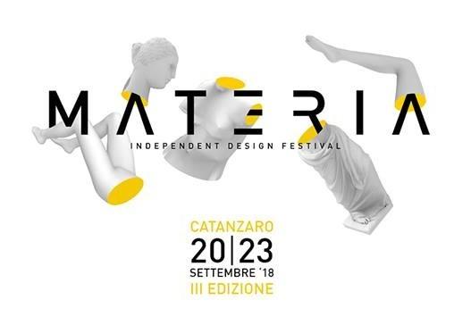 Catanzaro è Materia Design Festival