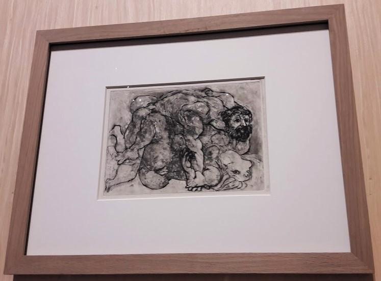 Picasso Metamorfosi. Acquaforte erotica