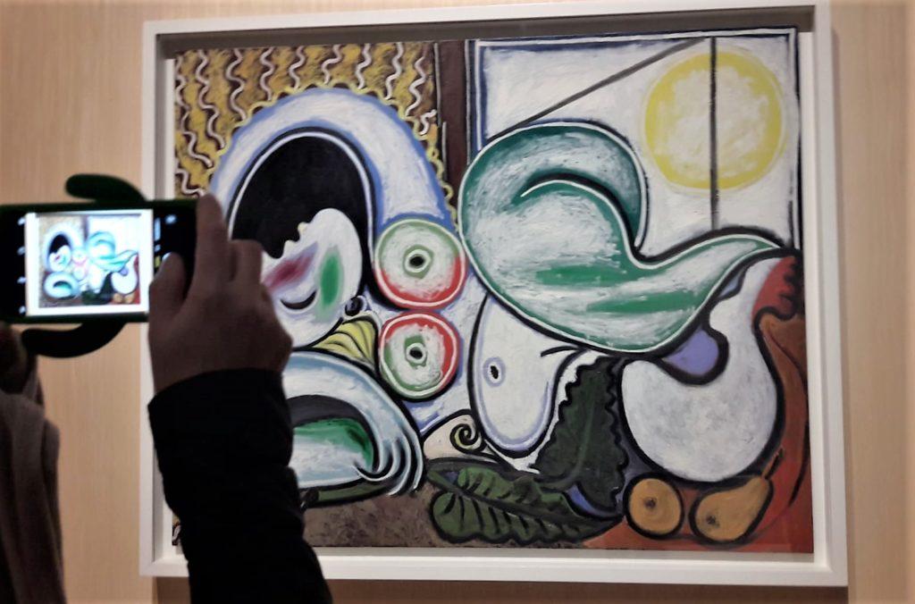 Picasso Metamorfosi. Nudo disteso