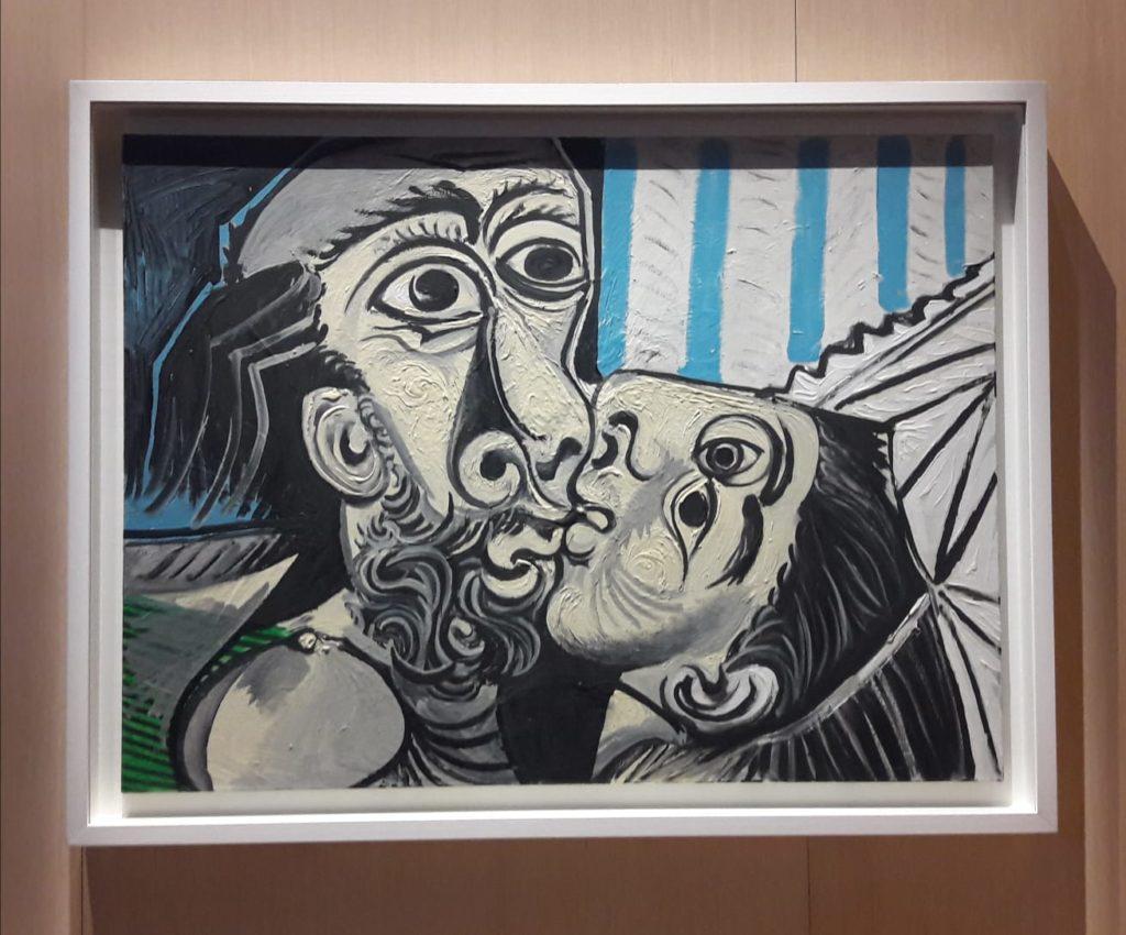 Picasso Metamorfosi, il Bacio