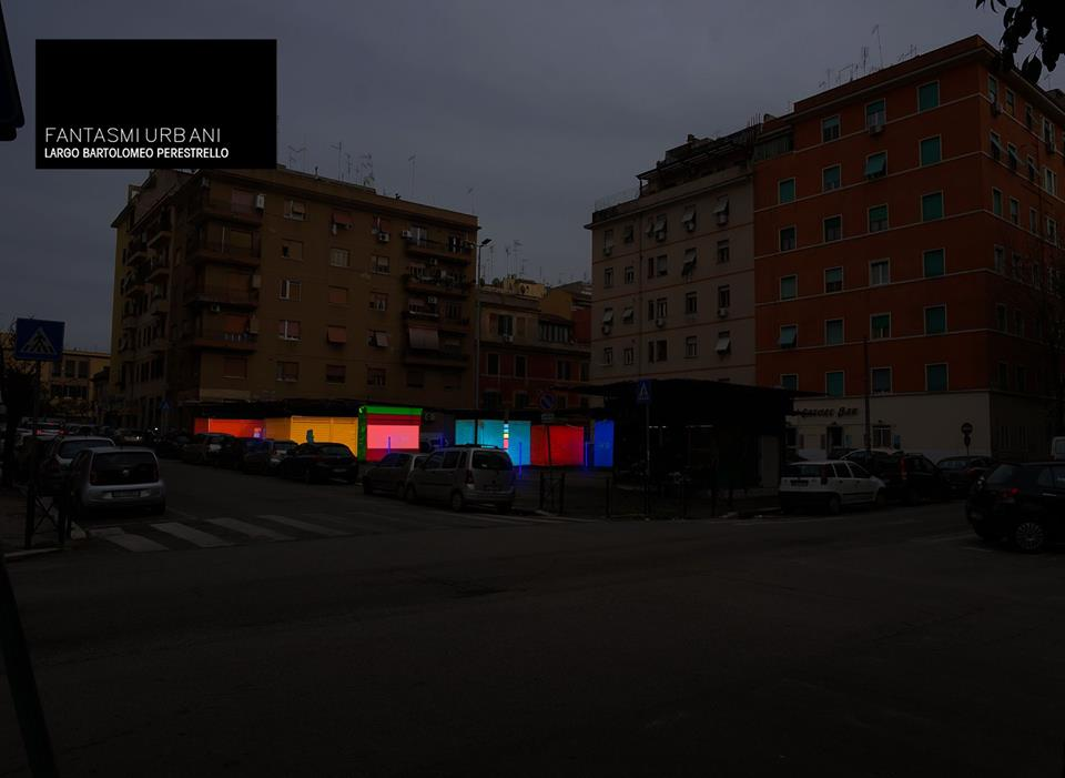 RGB 2018. Fantasmi Urbani di