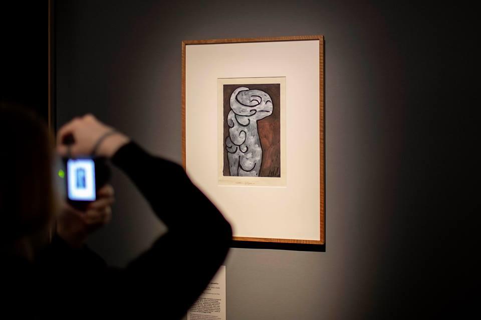 Paul Klee. Alle origini dell'arte. Foto in mostra