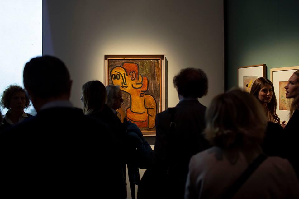 Paul Klee. Alle origini dell'arte. Durante la visita