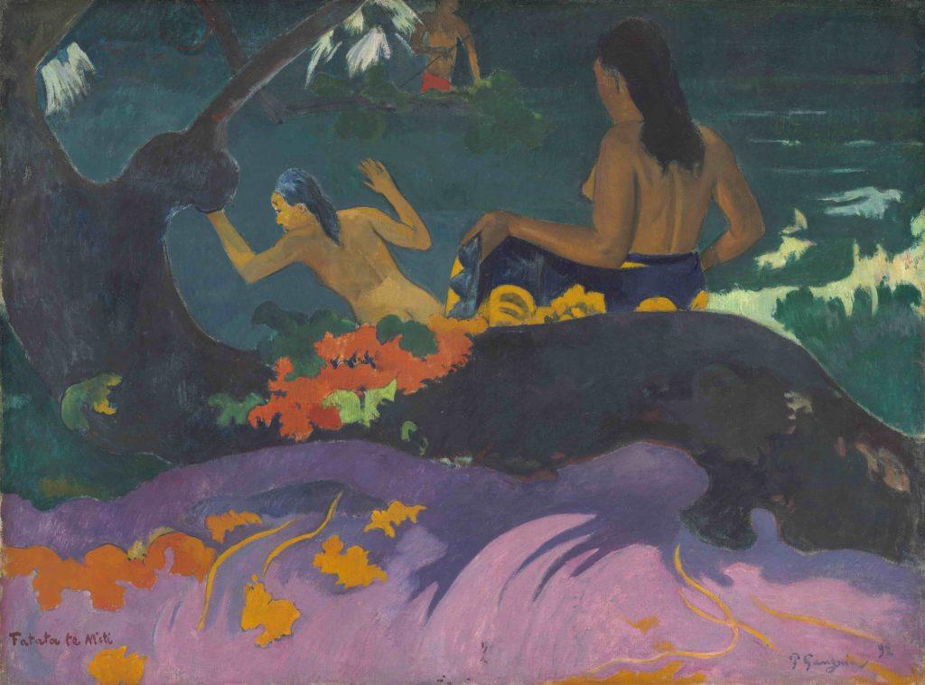 Gauguin al cinema, Fatata te Miti