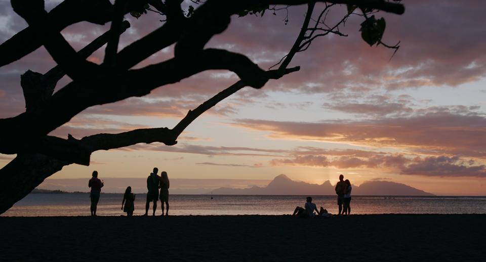 Gauguin a Tahiti. Paesaggio tropicale