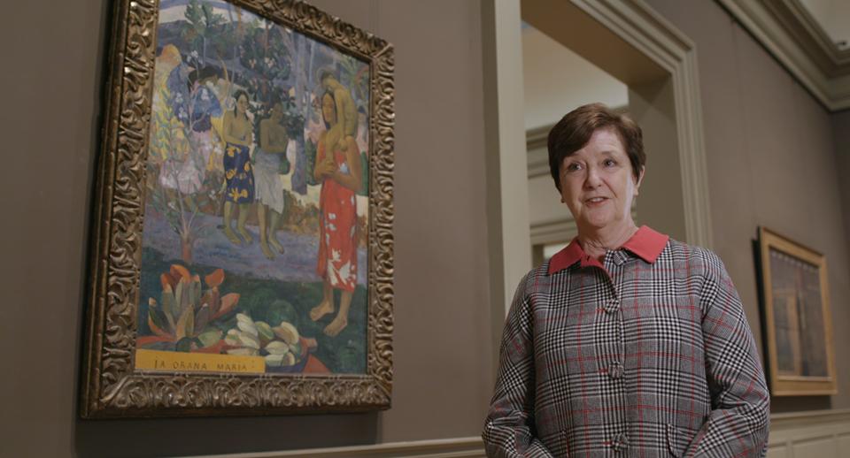 Gauguin al Metropolitan Museum of Fine Arts
