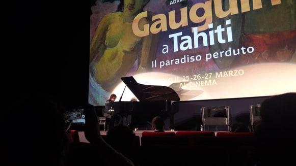 Gauguin a Tahiti. Presentazione a Milano