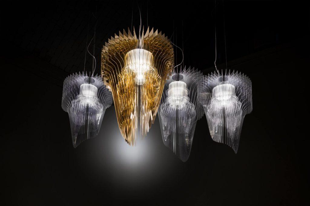 Zaha Hadid Design, Aria per Slamp