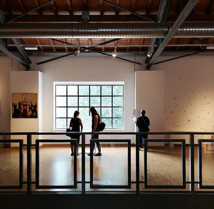 Contemporary Art Milan. Visitatori