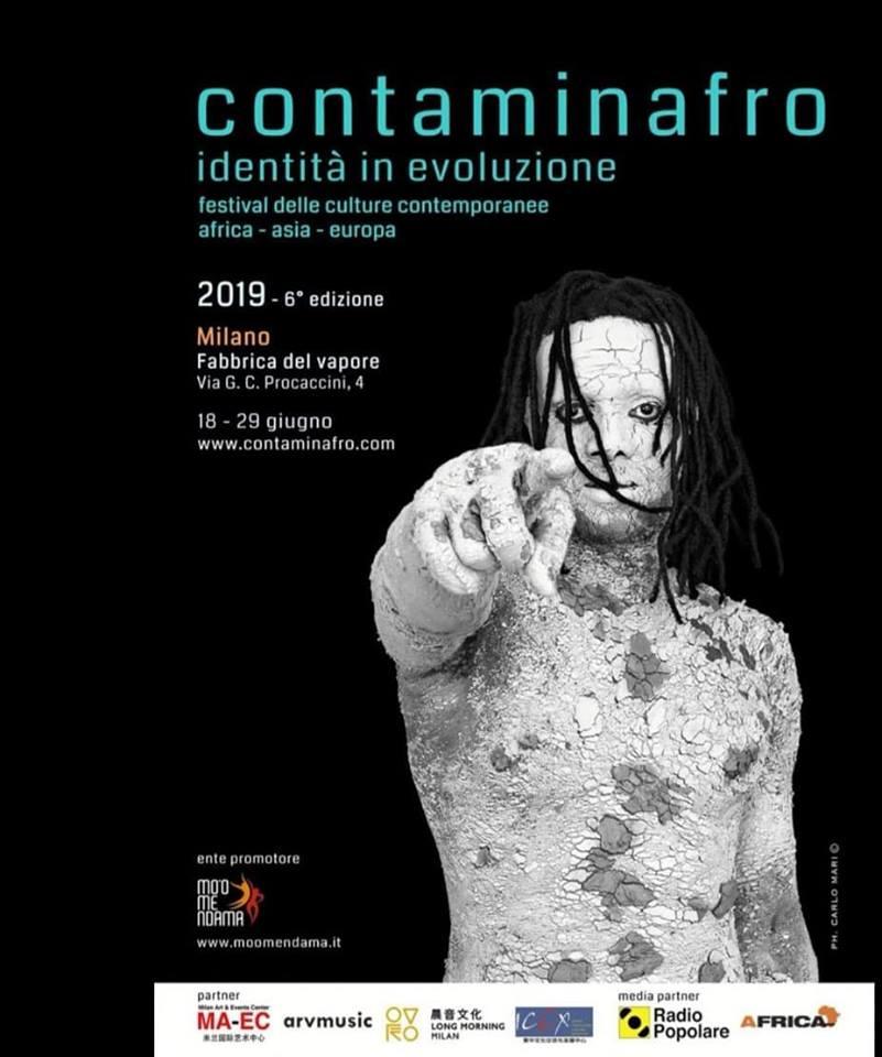 Contemporary Art Milan è a Contaminafro