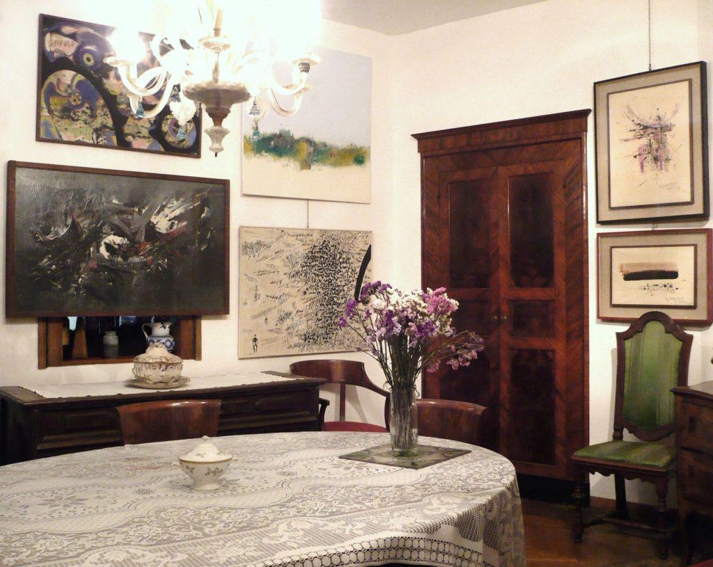 La collezione Ghigi-Pagnani. Il passavivande di Moreni