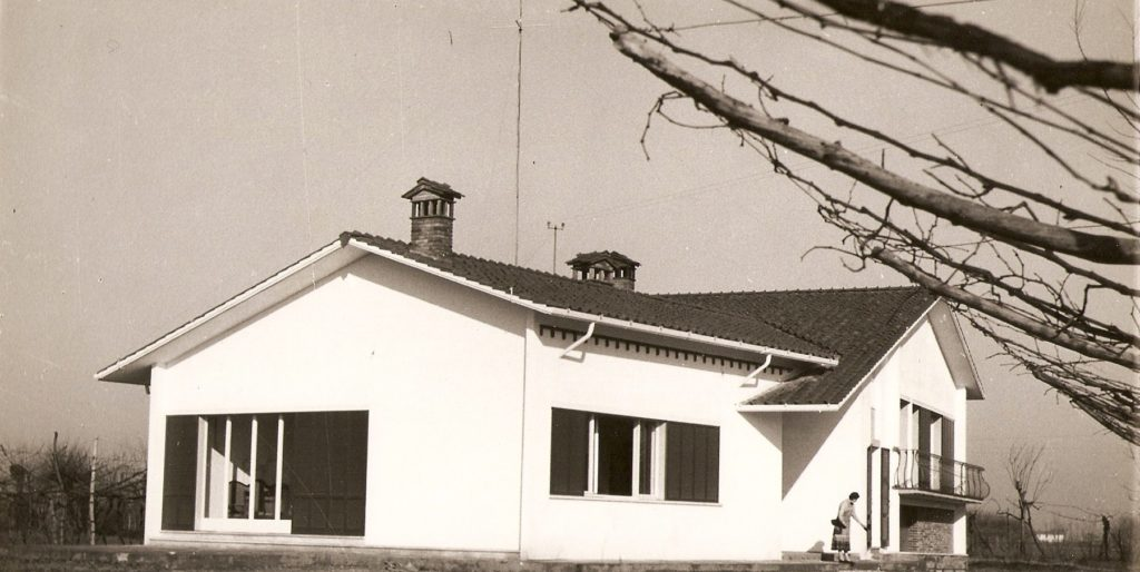 La collezione Ghigi-Pagnani. La villa