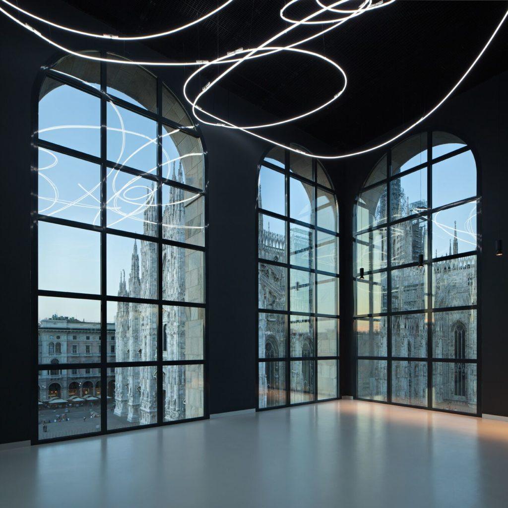 La Giornata del Contempornaeo 2019.Museo Novecento, Milano