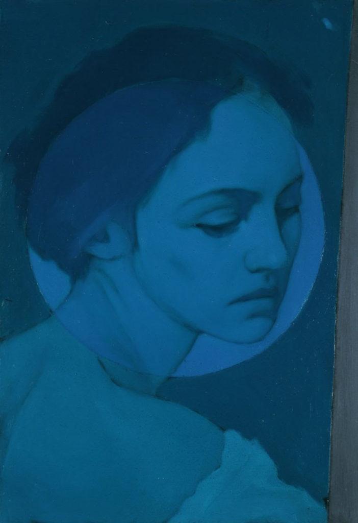 Pittura ad Occidente per Simone Geraci. Echos da G. Billis Gallery
