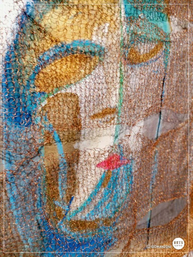 Marisa Merz alla Collezione Olgiati, s.t. del 1980-1990