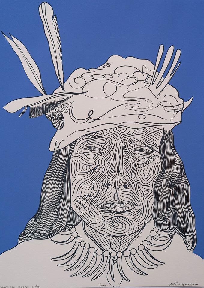 Desiderio in mostra presso Spazio Arte Tolomeo- Pietro Sganzerla