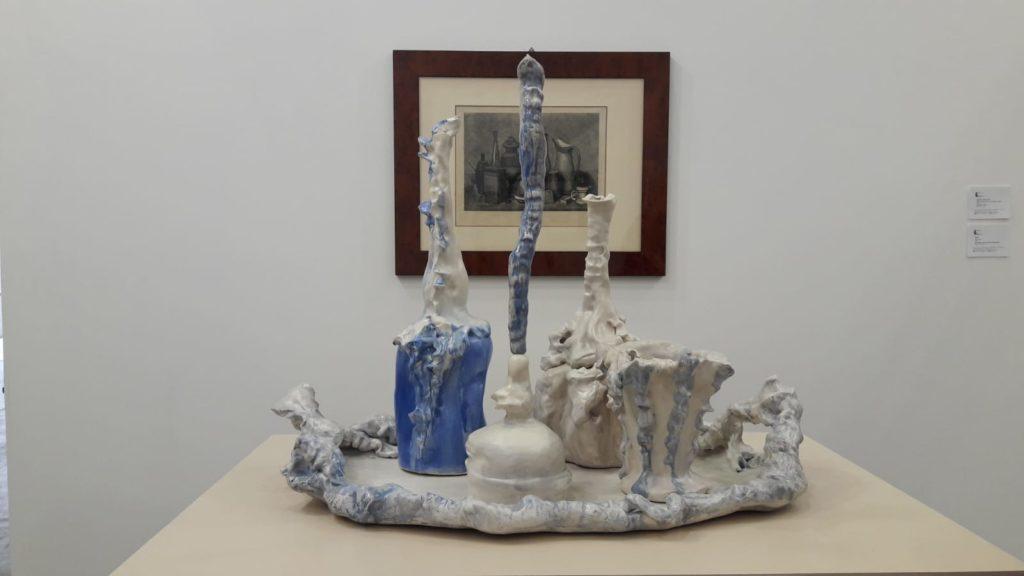Arte Fiera 2020. Incisione e ceramica di Giorgio Morandi
