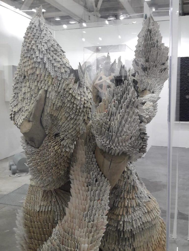 Arte Fiera 2020. Amanda Chiarucci