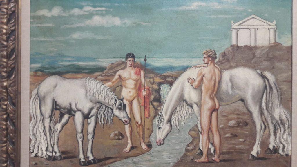 Arte Fiera 2020. Giorgio De Chirico
