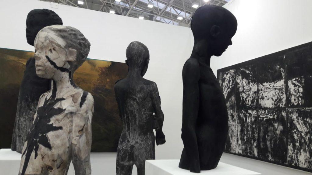 Arte Fiera 2020. Migliazza e Samorì