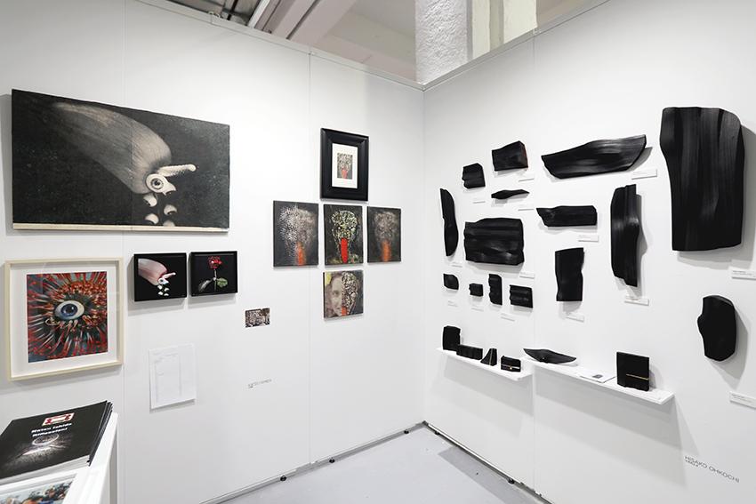 Oriente a Milano con AAF 2020, stand di Systema Gallery