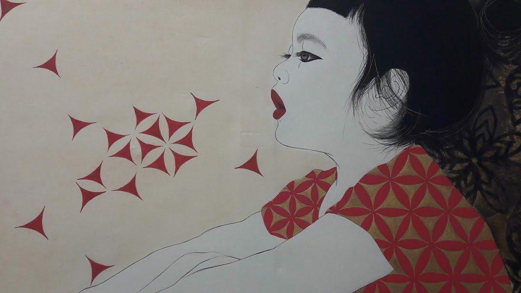 Oriente in cinque personalità. Yuki Hakada