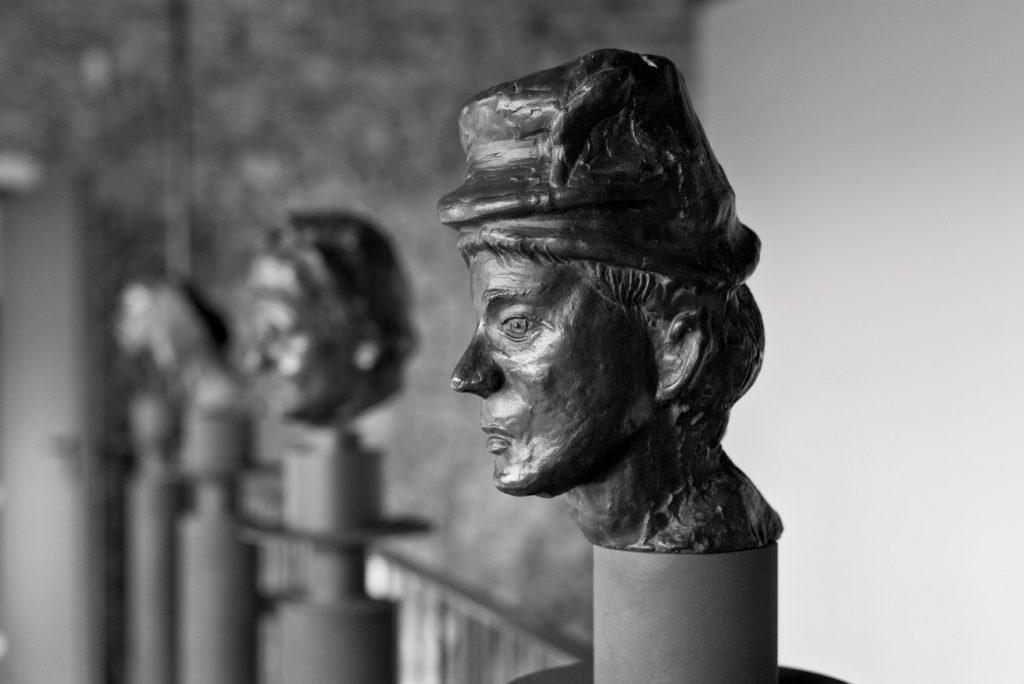 Il Museo Civico Floriano Bodini. Testa di Arturo Martini