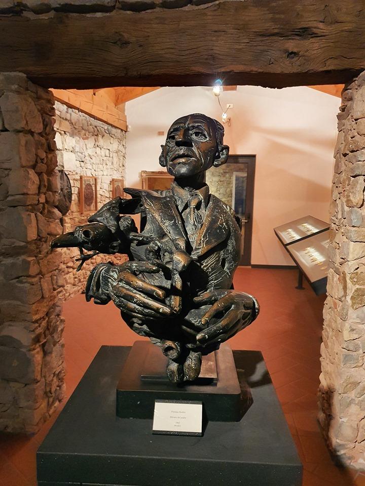 Il Museo Civico Floriano Bodini. Ritratto del padre dello scultore
